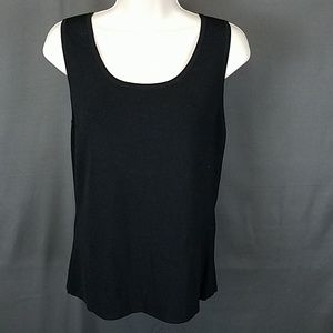 3 for $10- Medium Cable and gauge Blouse